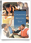 Cognitive Abilities Test Level E