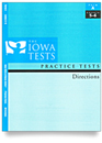 Iowa Practice Test Directions SM