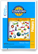 Stanford Practice Test Booklet