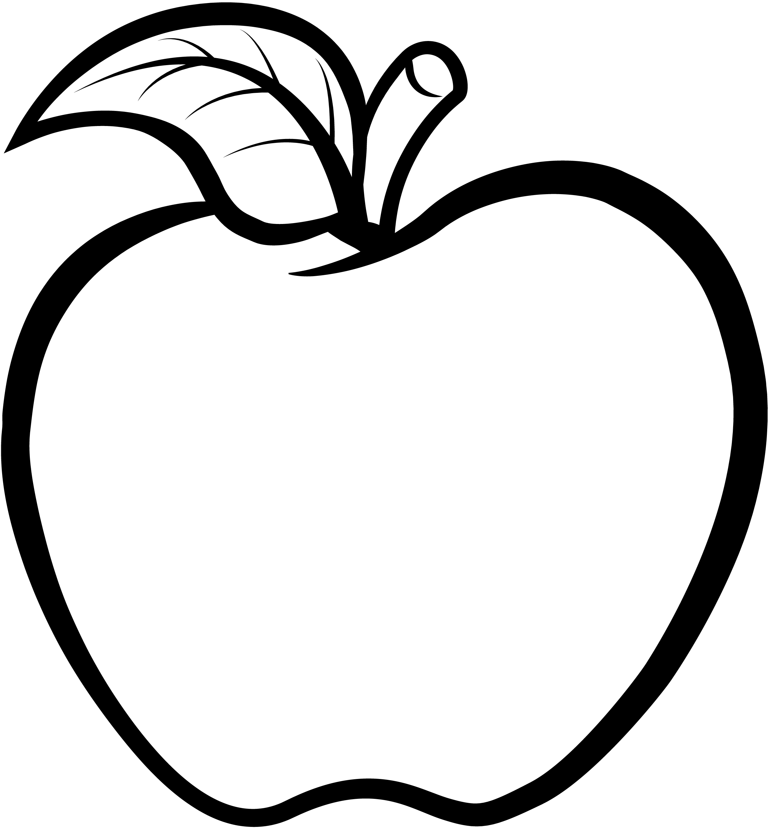 Line Art Of Apple : Abeka homeschool digital overview