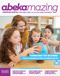 Abekmazing Christan School Fall 2017 Issue
