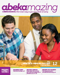 Abekmazing Christan School Winter 2017 Issue