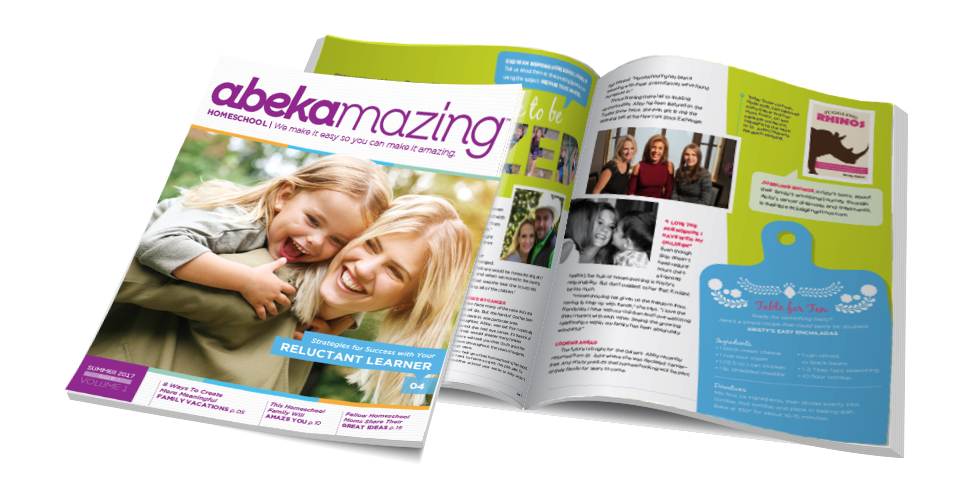 Abekamazing Homeschool
