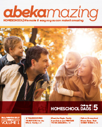 Abekmazing Homeschool Winter 2017 Issue
