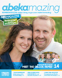 Abekmazing Homeschool Spring 2018 Issue