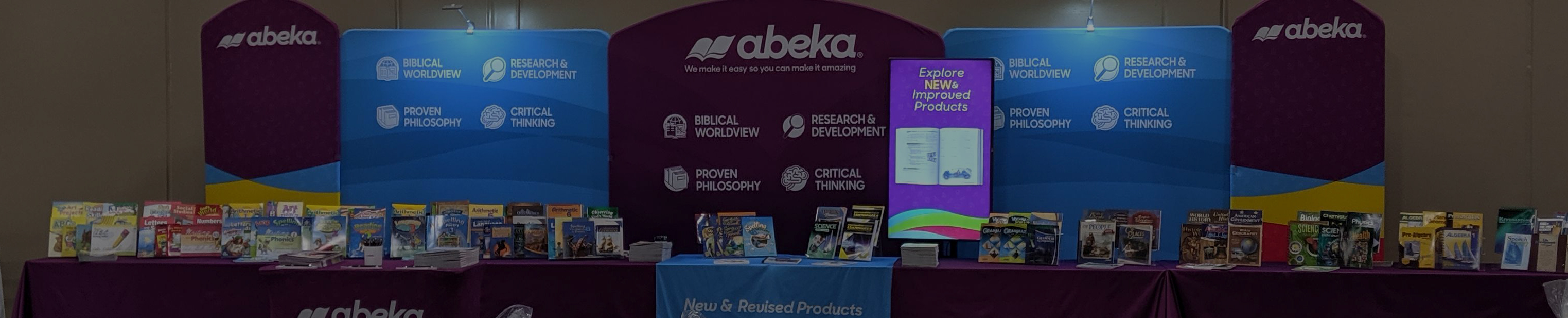 Connect with Abeka