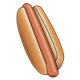 Hot Dog plain