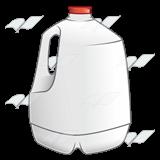 Abeka   Clip Art   Milk Jug—with red cap