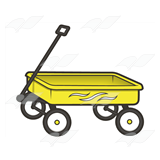 Yellow Wagon