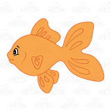 Light Orange Fish