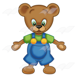 Button Bear
