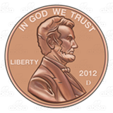 Image result for penny clipart
