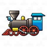 Train Locomotive