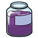 Grape Jelly Jar