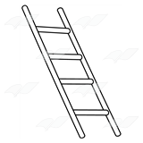 Thin Blue Ladder