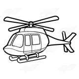 Green Helicopter