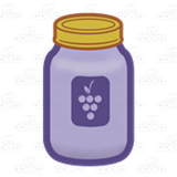 Grape Jar