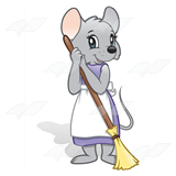 Sweeping Mouse
