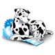 Dalmatians Reading mother and puppy