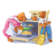 Mother Bear Baking with bear 2 watching