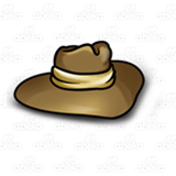 Tim the Traveler Hat
