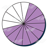 Fraction Pie