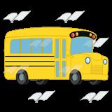 yellow bus clipart - photo #13