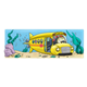 Undersea School Bus at bus stop