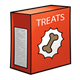 Dog Treat Box