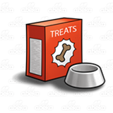 Treats and Dish