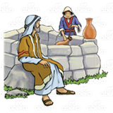 Abraham's Servant at Well