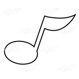 Single Eighth Note