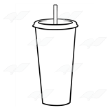 Large Drink Cup