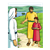 Lad Giving to Jesus Color PNG