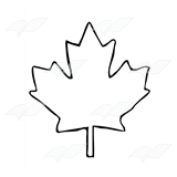 Canadian Maple Leaf 3