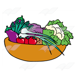 Bowl of Vegetables