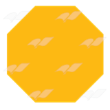 Yellow Octagon