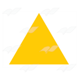 Yellow Triangle 1