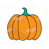 Light Orange Pumpkin