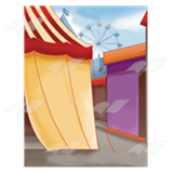 Tents at the Circus