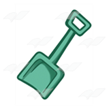 Little Green Shovel
