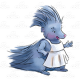 Penny Porcupine's Mother