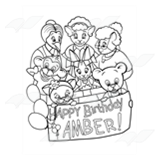 Amber Lamb's Birthday