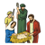 Nativity Color PNG