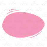 Wobbly Pink Egg