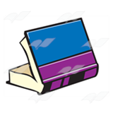 Blue and Purple Book