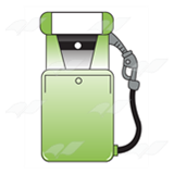 Green Gas Pump