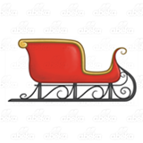 Red Sleigh