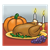 Thanksgiving Dinner Color PDF