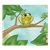 Green Tree Frog Color PNG